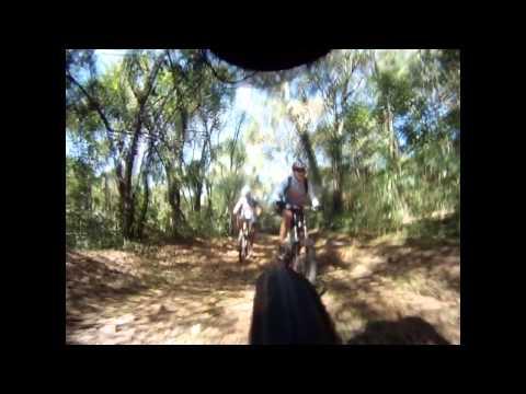 Trilha da Borboleta Agudos - Bike Bariri e MTB Itapui