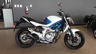 10. 100133   2009 Suzuki Gladius SFV650 Used motorcycles for sale