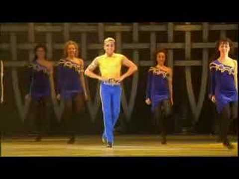 Michael Flatley - Thunder and Lightning (Feet Of Flames)