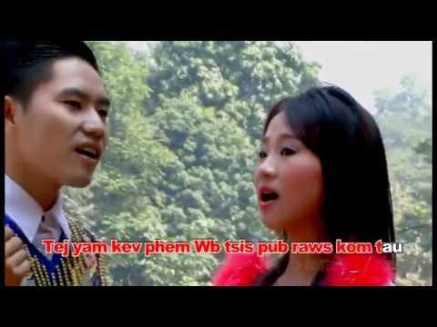 TAU RAWS KEV NTSHAW- Dej Ntxhee Thoj 2015-2016 (видео)
