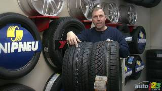 7. What Are The Differences Between Asymmetrical And Directional Tires?