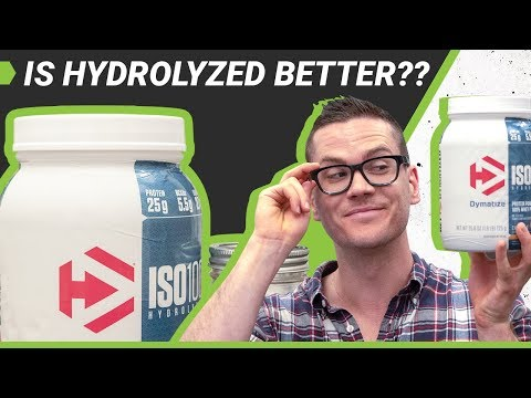 Dymatize ISO 100 Whey Protein Review (UPDATED) - Is Hydrolyzed Better?
