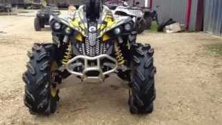 5. My 2008 Can Am Renegade 800 X