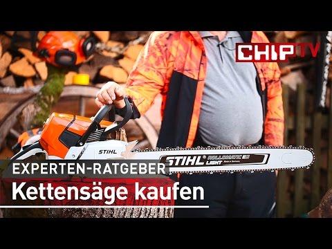 Kettensäge kaufen - Experten-Ratgeber deutsch | CHIP