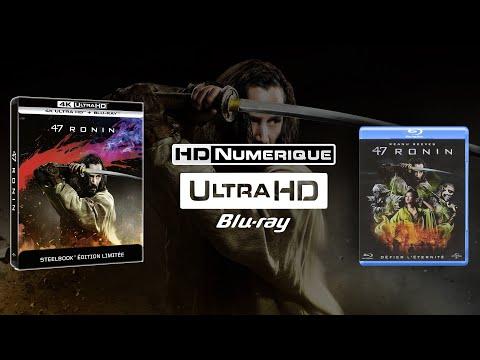 47 Ronin : Comparatif 4K Ultra HD vs Blu-ray