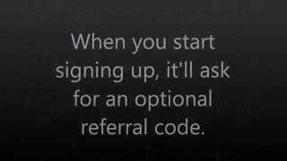 Feature Points Referral Code - YouTube