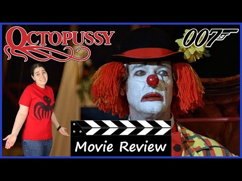 Octopussy (1983) - Movie Review (James Bond 007 - #13)