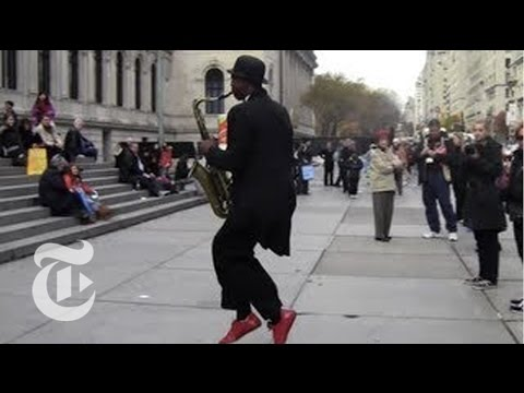 musician - Isaiah Richardson Jr., of the Bronx, has been a saxophone-playing fixture in front of the Metropolitan Museum of Art in Manhattan, performing a repertoire ra...