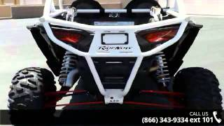 7. 2014 Polaris RZR XP 4 1000 EPS Custom White Lightning  - ...