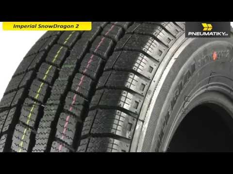 Youtube Imperial SnowDragon 2 165/60 R15 81 T XL Zimní