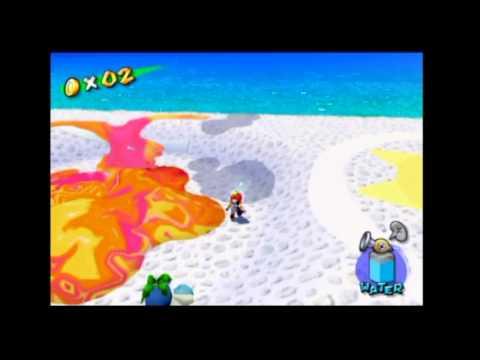 Super Mario Sunshine Episode 1: Law and Order Delfino Plaza