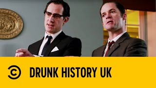 How The Kray Twins Were Caught (Part 1) | Drunk History