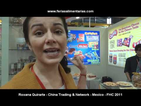 Mexico en FHC China 2011 – Entrevista a Roxana Quirarte – China Trading & Network