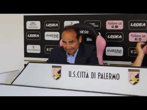 Palermo, il ds Lupo sul tema nazionali VIDEO