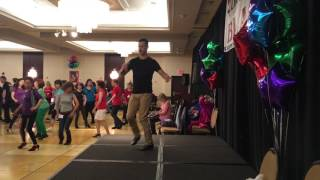 Count: 32 Wall: 2 Level: Intermediate - Rolling 8-count Choreographer: Julia Wetzel and Simon Ward - April 2017 Music: Don't Be a Fool by Shawn Mendes (album...