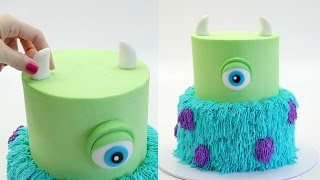 SUBSCRIBE HERE ~ http://bit.ly/cakestyleCOOL CAKES ~ http://bit.ly/coolcakestyleHi everyone! Today I made a Monsters Inc cake. My favourite is Sully, what's yours? Follow UsWEBSITEhttp://cake.style/FACEBOOKhttps://www.facebook.com/cakestyletvTWITTERhttps://twitter.com/Cake_StyleINSTAGRAMhttp://instagram.com/cakestyle_PINTERESThttp://www.pinterest.com/cakestyletv/