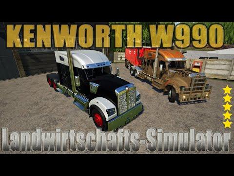 Kenworth W990 v2.0