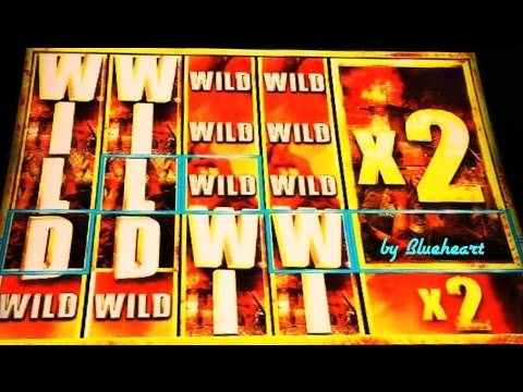 ★★ JACKPOT #1 ★★ The WALKING DEAD 2 slot machine JACKPOT HANDPAY WIN!