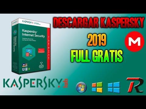 Descargar Kaspersky 2019 Full + Activador | MEGA | Noviembre