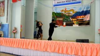 Modern Dance In Thailand