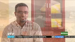 Oduu Biznasii Afaan Oromoo  19/5/2012  etv