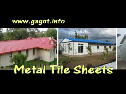 Sandwich panels and Metal Roofing Solutions