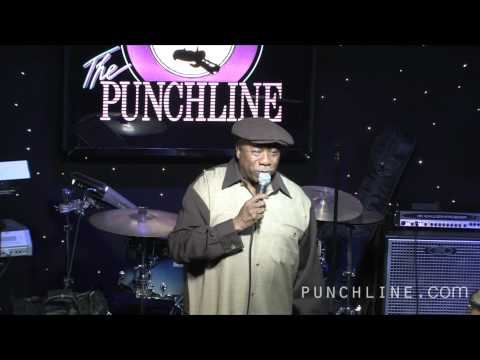 Project Punchline Presents: J. Anthony Brown