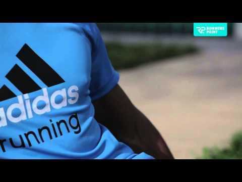 Herren Laufshirt adidas Energy Run