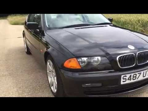1999 BMW 328 328i MANUAL E46 2.8 PETROL SALOON VIDEO REVIEW