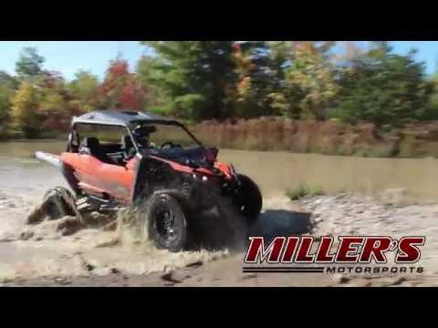 YXZ1000R with Yamaha Gear Reduction Kit 2 (Rocky Terrain + Water) - Miller's Motorsports