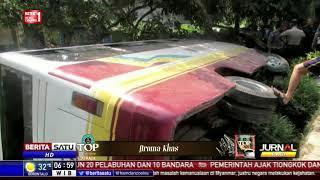 Video 38 Korban Bus Terguling di Subang Dirawat Intensif MP3, 3GP, MP4, WEBM, AVI, FLV Agustus 2018