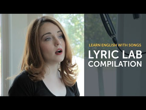 Learn English with songs!