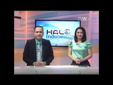 Halo Indonesia, tayang setiap Hari 09.00 WIB