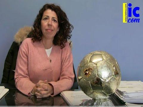 Entrevista a Manuela Escolar sobre la actualidad deportiva en Isla Cristina