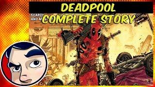 """Video Deadpool Vol 2 """"Deadpool VS Sabertooth"""" - Complete Story MP3, 3GP, MP4, WEBM, AVI, FLV Juli 2018"""