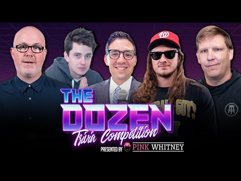 Most Electric Trivia Rivalry Returns For Huge Matchup (Ep. 064 of 'The Dozen')
