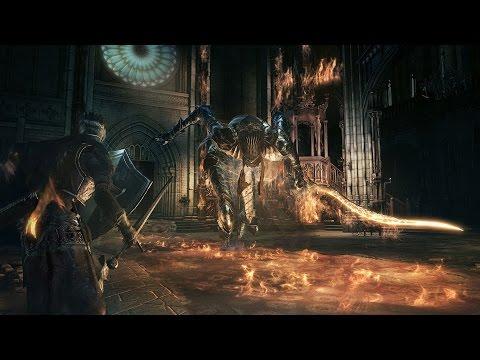 Dark Souls 3 - Танцовщица Холодной долины | Dancer of the Boreal Valley