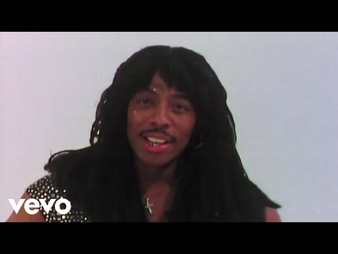 Rick James – Super Freak