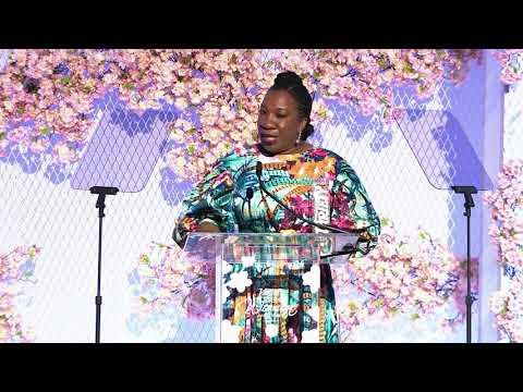 Tarana Burke - Full Power of Women Speech