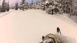 9. 2013 ski doo summit 154 etec Trucki ca