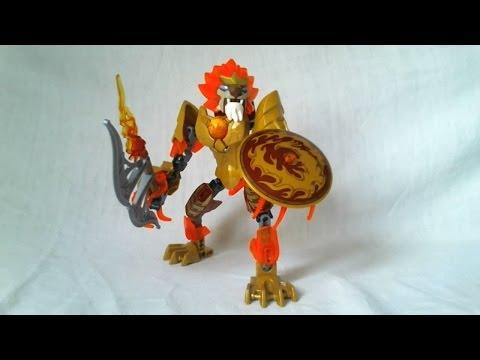 Vidéo LEGO Chima 70206 : CHI Laval
