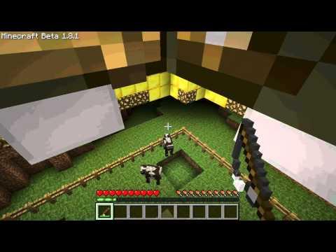 Minecraft – Alien Abduction
