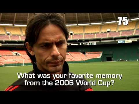 90 segundos con Filippo Inzaghi