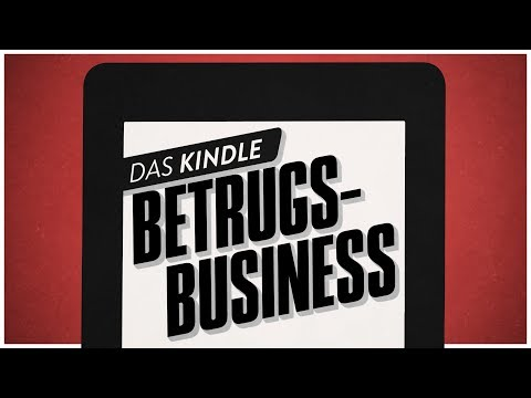 Das Betrugs-Business mit eBooks bei Amazon