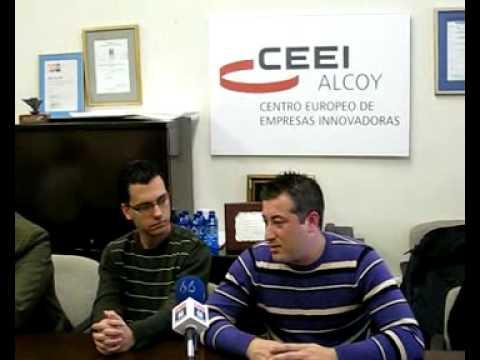 Premios monkey CEEI de Alcoy