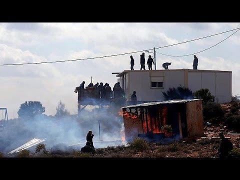 Δυτική Όχθη: Ξεκίνησε η διαδικασία εκκένωσης εβραίων εποικιστών