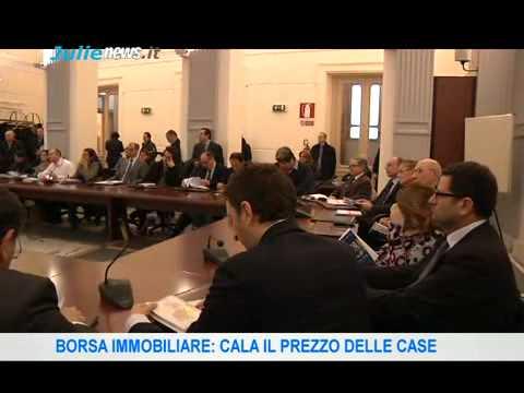 Borsa Immobiliare: a Napoli, cala il prezzo delle case