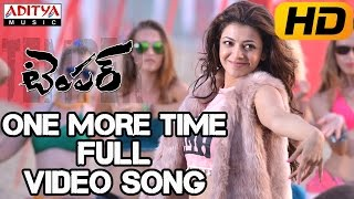 One More Time Full Video Song Jr.Ntr,Kajal Agarwal