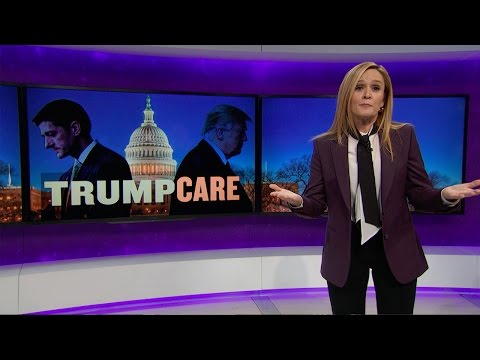 Governing Is Hard: Trumpcare Edition | Full Frontal with Sam