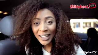 Nadia Nakai spoke to us back when she spent the day with the kids while doing some charity work for Mandela Day. The petite...
